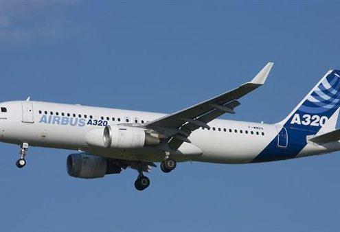 هواپیمای ایرباس 320