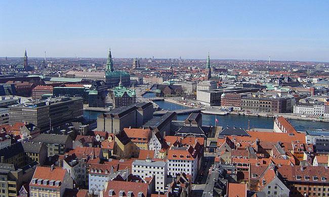 ارسال بار به کپنهاگ