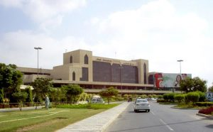 فرودگاه کراچی