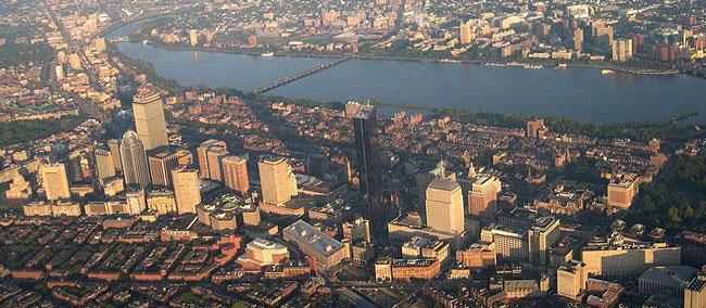 فریت بار به بوستون