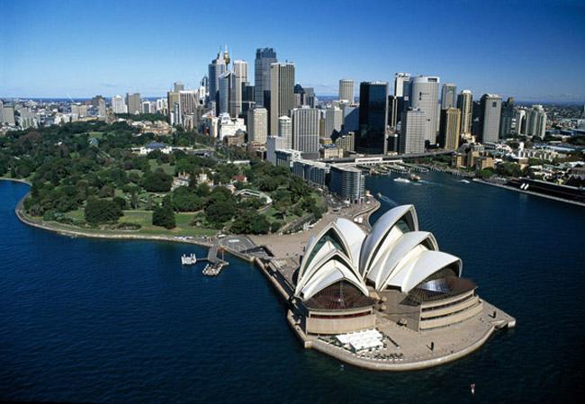 ارسال بار به سیدنی